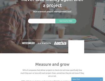 projectcor.com screenshot