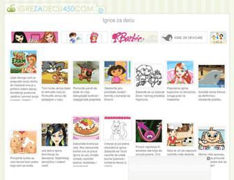 igrezadecu450.com screenshot