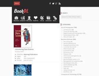 Thumbshot of Bookdl.com