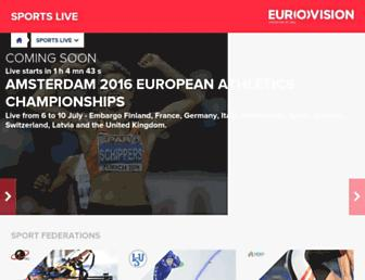 Thumbshot of Eurovisionsports.tv