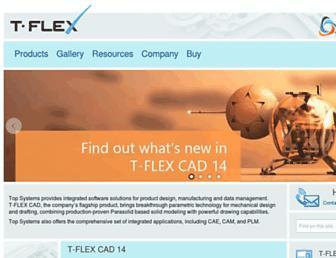 tflex.com screenshot