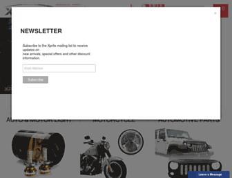 xpriteusa.com screenshot