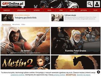 gry-online.pl screenshot