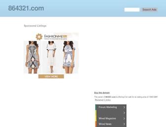 Thumbshot of 864321.com