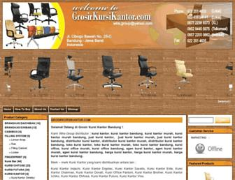 grosirkursikantor.com screenshot