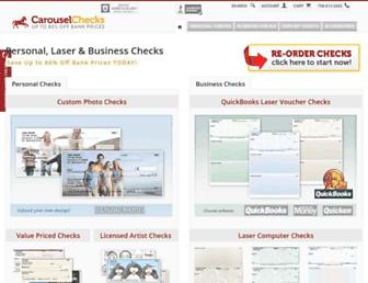 Thumbshot of Carouselchecks.com