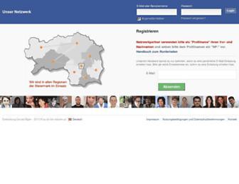 Thumbshot of Unsernetzwerk.com