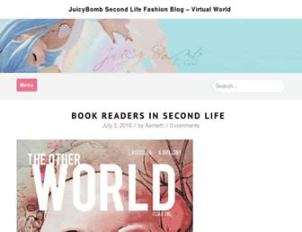 juicybomb.com screenshot