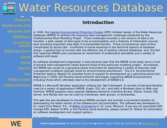 wrdb.com screenshot