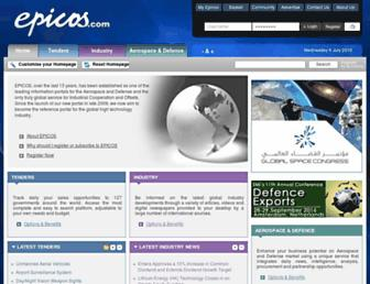 epicos.com screenshot