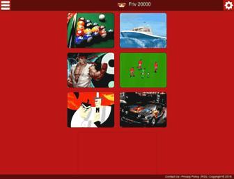 friv20000.com screenshot