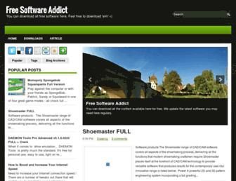 free-software-addict.blogspot.com screenshot