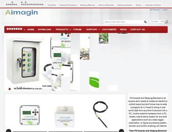aimagin.com screenshot