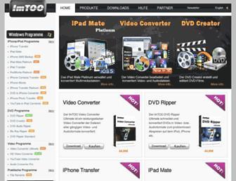 de.imtoo.com screenshot