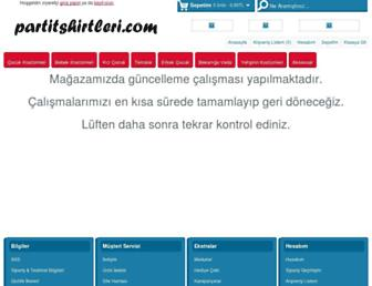 Thumbshot of Partitshirtleri.com