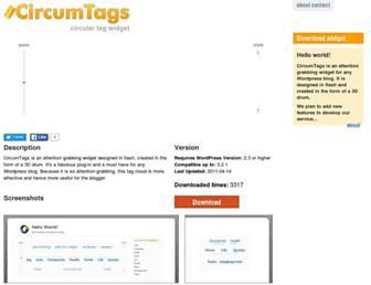 circumtags.com screenshot