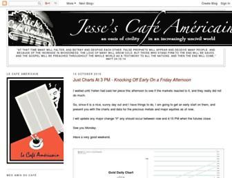 jessescrossroadscafe.blogspot.com screenshot