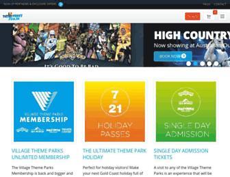 Thumbshot of Themeparks.com.au