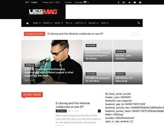 uesmag.com screenshot