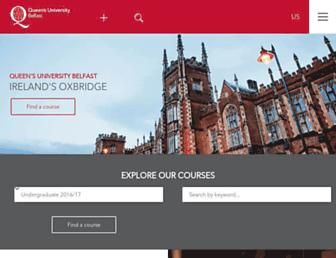 Thumbshot of Qub.ac.uk