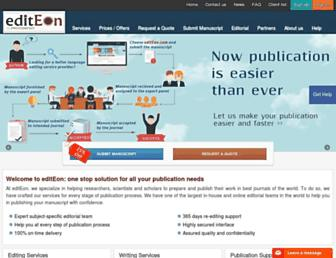 Thumbshot of Editeon.com