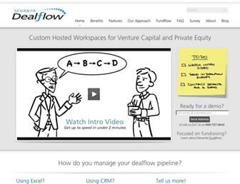 Thumbshot of Mydealflow.com
