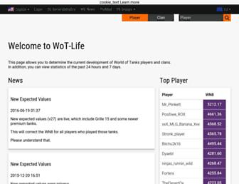 Thumbshot of Wot-life.com