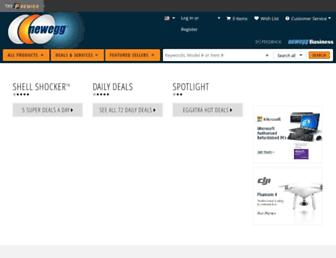 Thumbshot of Newegg.com