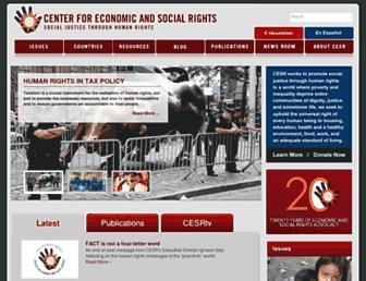 archive.cesr.org screenshot