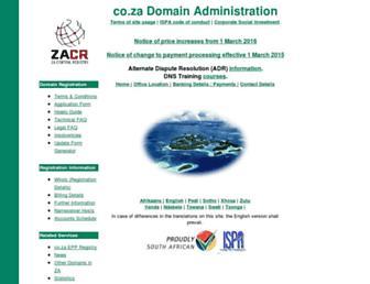 Thumbshot of Co.za