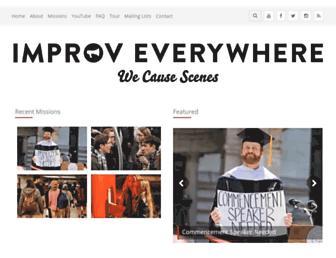 Thumbshot of Improveverywhere.com