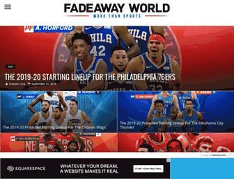 fadeawayworld.net screenshot