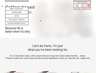 Thumbshot of Frankbody.com