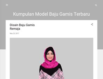 bajugamislebaranku.blogspot.com screenshot