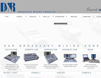 d-r.nl screenshot