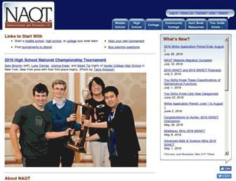 Thumbshot of Naqt.com