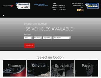 newhollandcdjr.com screenshot