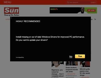 Thumbshot of Sunnewsonline.com