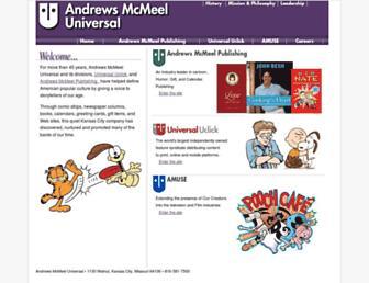 Thumbshot of Amuniversal.com