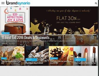 brandsynario.com screenshot