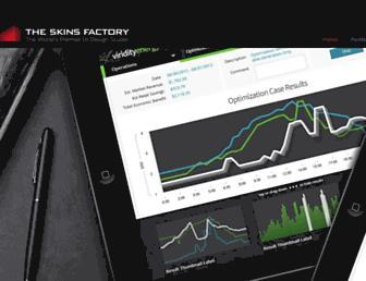 theskinsfactory.com screenshot