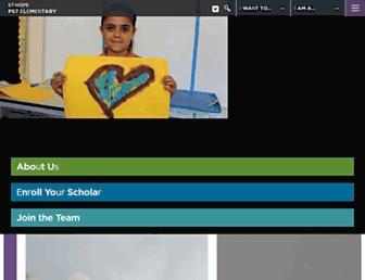 Main page screenshot of ps7.org