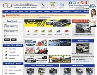 Thumbshot of Carjunction.com