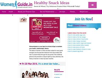 Thumbshot of Womenguide.in