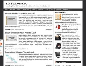 ikut-belajar.blogspot.com screenshot