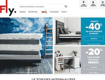 fly.fr screenshot