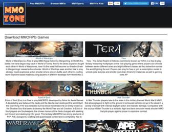 Thumbshot of Mmozone.com