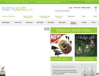 Thumbshot of Partylights.com