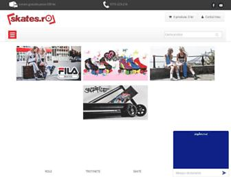 skates.ro screenshot