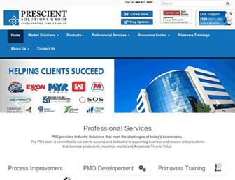 psgincs.com screenshot